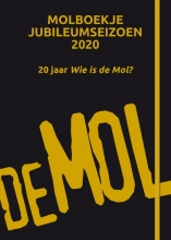 ,Wie is de Mol? Molboekje jubileumeditie 2020.